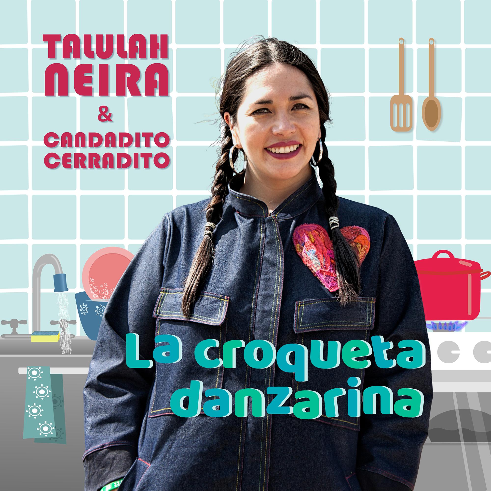 En el mes de l@s niñ@s Talulah Neira estrenará su primera canción para el público infantil